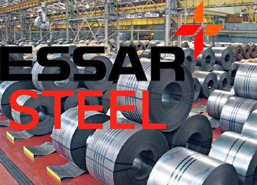 ESSAR STEEL Q3 PRODUCTION UP BY 61%