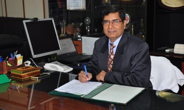 Rajesh Kumar New Regional Executive Director of NTPC Eastern Region – II