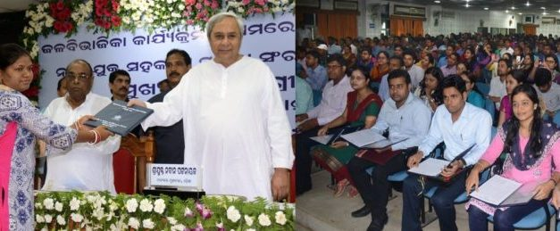 NAVEEN LISTS OUT ACHIEVEMENTS IN AGRIL SECTOR IN 17 YEARS RULE