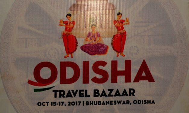 Logo & website launched for Odisha Travel Bazaar 2017