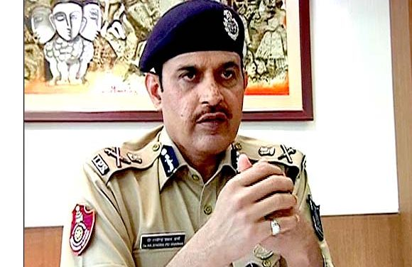 RP Sharma new DGP: Rewarded for crusade against PC culture