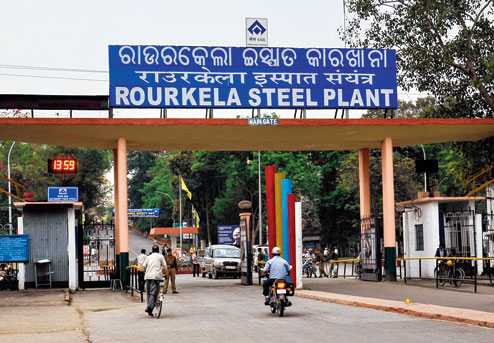 Rourkela Steel Plant breaks own hot metal production record within a day