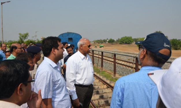 East Coast Railway Will Do Exdeeingly Well This Fiscal Too : GM Umesh Singh