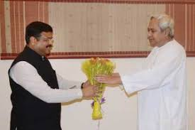 Naveen-Dharmendra Meeting on Paradip Oil Refinery Tax Issues at Delhi