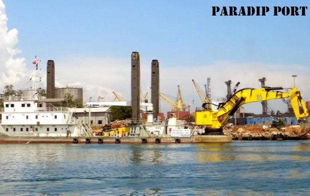 Paradip Port Plans 'World Class Smart Industrial Port City' with Rs2770 Cr. Investment