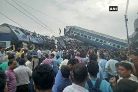 Ill-fated Kalinga-Utkal Express was running at 100Kmph speed