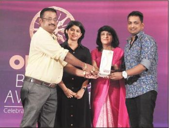OBA AWARD: DILIP RAY BEST BUSINESS PERSON OF THE YEAR