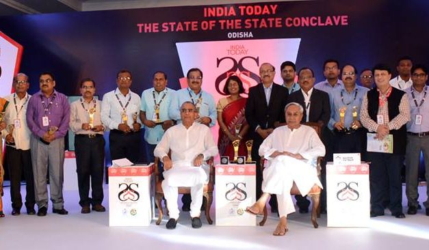 Young Team Odisha: Award winning district collectors at India Today's State of the State conclave