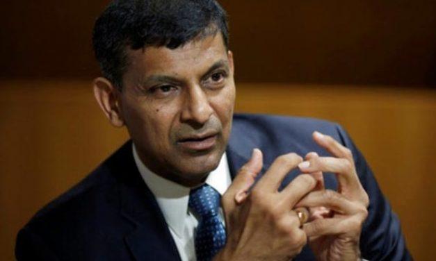 Raghuram Rajan in Clarivate Analytics List of Six Probables for Nobel Prize for Economics