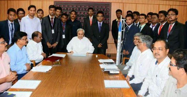 VSSUTians' Rocket Technology Makes Odisha Proud: Naveen