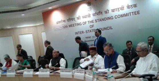 Inter-State Meet: Naveen Raises Special Categry, MSP, Mahanadi, Polavaram Issues