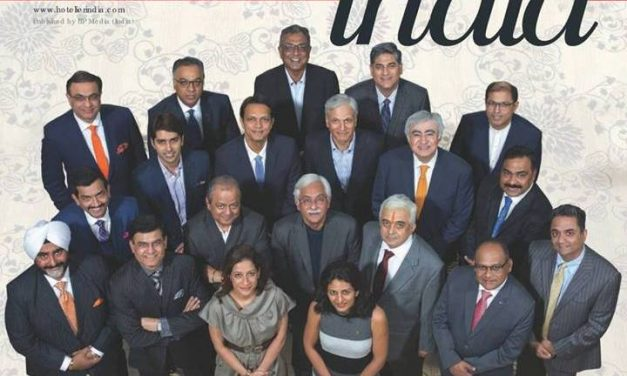 Mayfair group's Souvagya Mohapatra jury member of 9th Hotelier India Awards2017