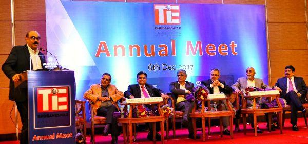 Debasish Patnaik new president of TiE Bhubaneswar, Taneja vice president, Dharmaditya secretary