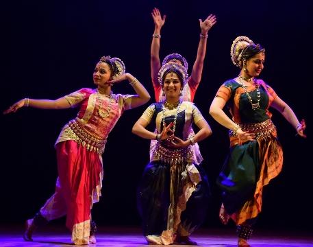 International Odissi Dance Festival Gets Off