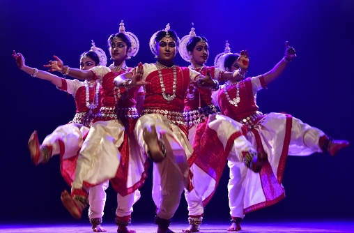 International Odissi Dance Festival Concludes: Groups with choreographed dance enthrall