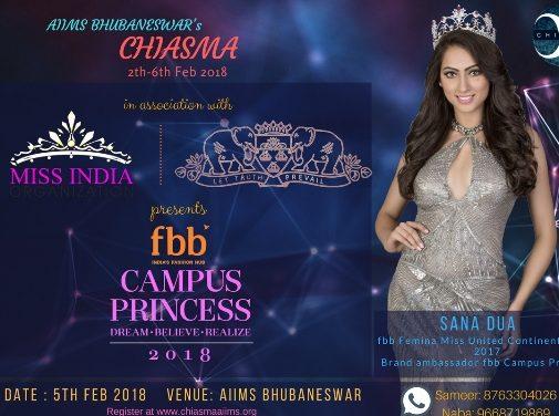 AIIMS Bhubaneswar releases Chiasma teaser posters