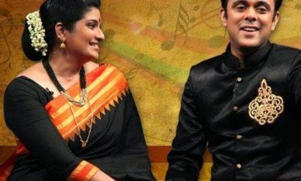 Actor Sumeet Raghavan tweets: Man masturbates looking at my actress wife Chinmayee Surve