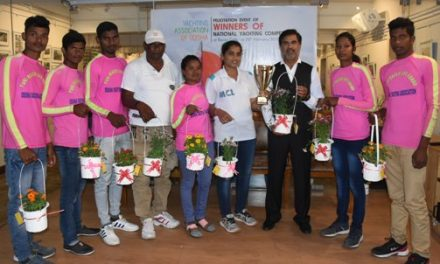Odisha bags gold in Yachting Championship 2018