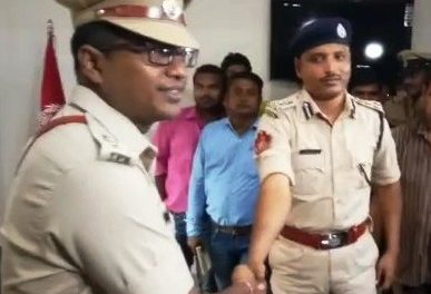 Anup Sahu takes charge as new DCP of Bhubaneswar