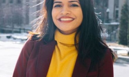 Odia gal becomes US university student's union president