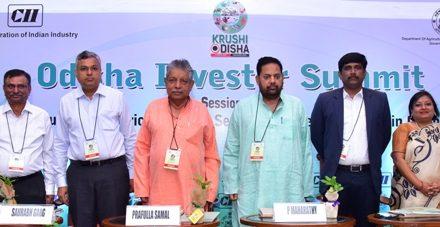 Krushi Odisha gets off