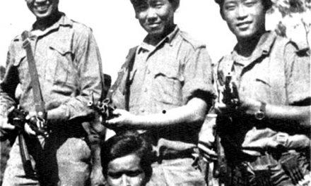 Biju  Patnaik  and  his  Tibetan Phantoms