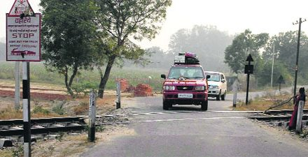 Khurda Road Railway Division becomes free of unmanned level crossing gates