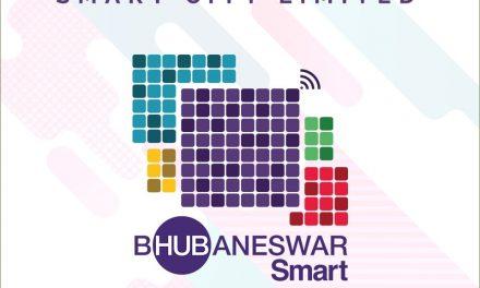 Naveen unveils Bhubaneswar Smart City logo