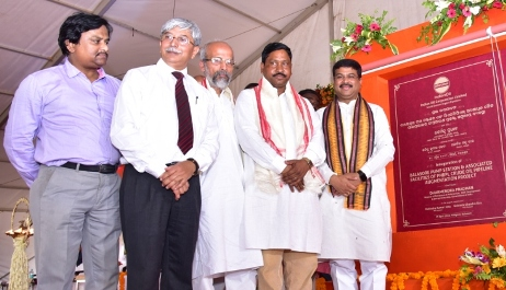 Union Petroleum Minister Pradhan Dedicates Projects Worth Rs 1000 Crore