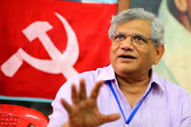 CPI(M) to go for 'political understanding' with Congress to keep BJP out of power: Yechury