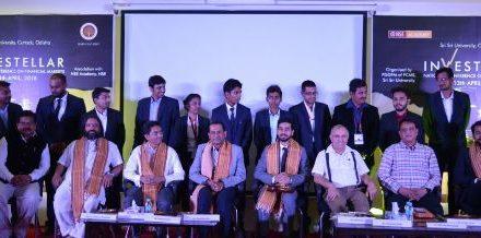 Sri Sri University Hosts National Conference on Financial Markets-Investellar