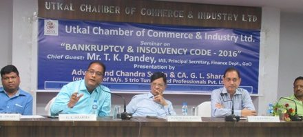 UCCI seminar on Insolvency & Bankruptcy Code 2016