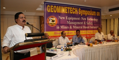 Mines in India has 60000 vacancies for employment in critical operator category: NALCO CMD Dr. T.K.Chand