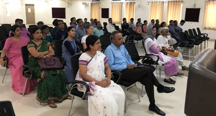 Collaborative research is the way forward: Ambassador Gurjit Singh at Sri Sri University