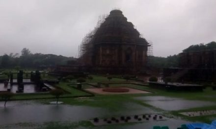 Naveen writes to Centre save Konark Temple from water-logging