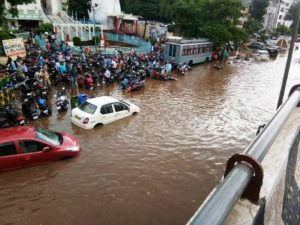 Odisha govt to solve city's water logging problem with a long term plan