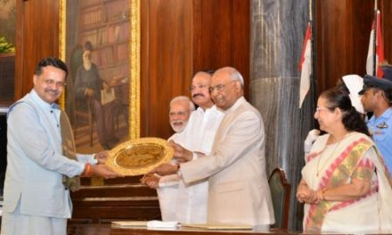 Mahatab conferred with Outstanding Parliamentarian Award 2017