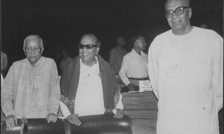 Biju Patnaik and Karunanidhi : The Untold Story