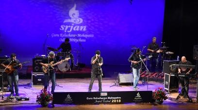 OMC GKCM Award Festival: Bangaluru rock band Agam stole the show