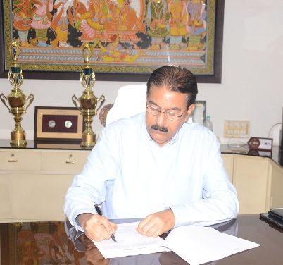 Rajiv Mishra new CMD of MCL