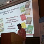 RSP CoC Ramendra Kumar in 36th IBBY Congress at Greece