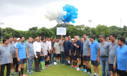 12th Edition of Tata Steel Friendship Cup Football Tournament-2018