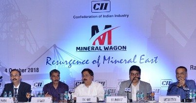 Nalco CMD pitches for Angul Aluminium Park in Resurgence of Mineral East Summit