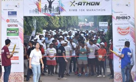XIMB's X-athon and X-Enable rings the bell for Xpressions 2018