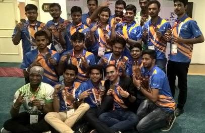 Odisha makes a clean sweep with 19 medals in national skill championship