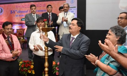 31st All India Rhinology Conference begins today