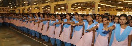 Mahanadi Coalfields Ltd. conducts integrity pledge ceremony at KISS