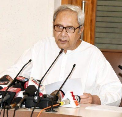 Odisha CM thanks himself for Covid management