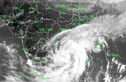 Odisha govt resolves for 'Zero Causality' as cyclonic storm 'Titli' heading towards Gopalpur coast