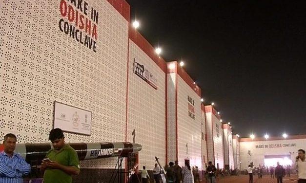 Team Make-in-Odisha now in de-stressing mode